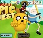 Adventure Time Macera 3D