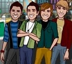 Big Time Rush Stage Rush
