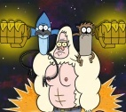 Regular Show Demir Yumruk