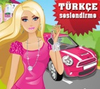 Barbie Arabada Eğlence