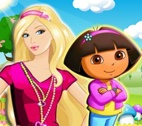 Barbie ve Dora