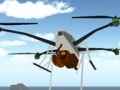3D Drone Helikopter
