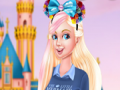 Barbie Disneyland'da
